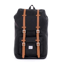 Herschel Supply Co. - Little America Backpack in Black
