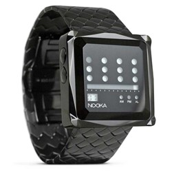 Nooka - ZEM ZOT NT S Watch in Black