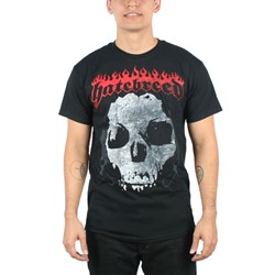 Hatebreed - Mens Driven By Suffering T-Shirt In Black