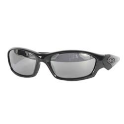 Oakley - Straight Jacket Pol Black w/Black Irid Sunglasses