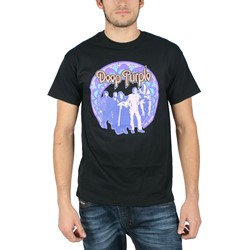 Deep Purple - Frame Mens T-Shirt in Black