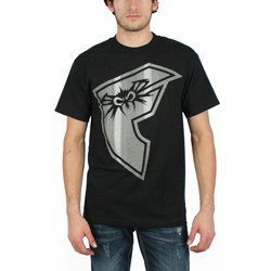 Famous Stars and Straps - Fly BOH Mens T-shirt in Black