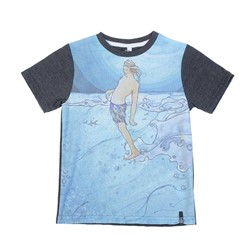 Volcom - Kids Harry Daily Fa T-Shirt