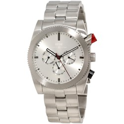 KR3W - Redrum Watch in Silver