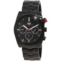 KR3W - Redrum Watch in Black