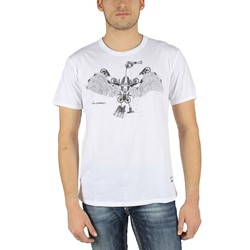 G-Star Raw - Mens RCT Cra T-Shirt in White