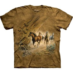 The Mountain - Youth Sacred Passage T-Shirt