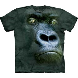 The Mountain - Youth Silverback Portrait T-Shirt