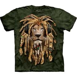 The Mountain - Mens Dj Jahman T-Shirt
