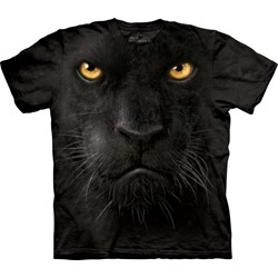 The Mountain - Youth Panther Face T-Shirt
