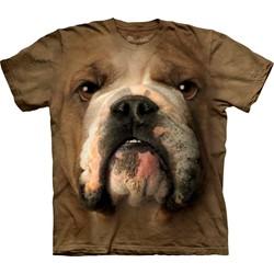 The Mountain - Youth Bulldog Face T-Shirt