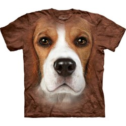 The Mountain - Mens Beagle T-Shirt