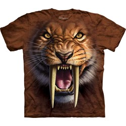 The Mountain - Youth Sabertooth Tiger T-Shirt