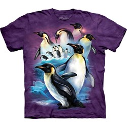 The Mountain - Youth Emperor Penguins T-Shirt