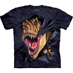 The Mountain - Youth T-Rex Tearing T-Shirt