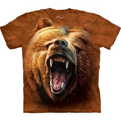 The Mountain - Youth Grizzly Growl T-Shirt