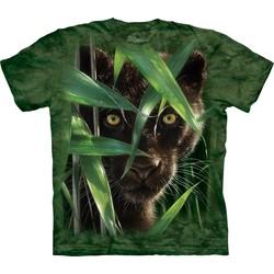 The Mountain - Mens Wild Eyes  T-Shirt