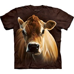 The Mountain - Youth How Now Brown Cow T-Shirt