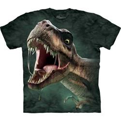 The Mountain - Mens T-Rex Face T-Shirt