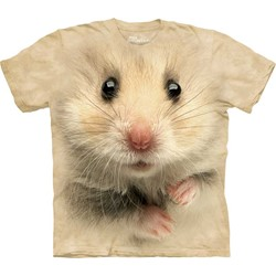 The Mountain - Youth Hamster Face T-Shirt