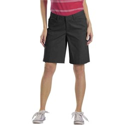 Dickies - Womens FRW215 10-Inch Relaxed Stretch Twill Short Plus Size
