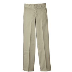 Dickies - Boys Flexwaist Flat Front Pants
