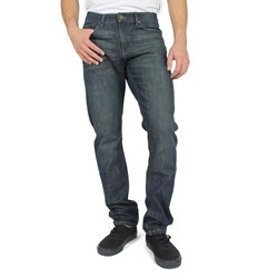 Dl1961 - Mens Russell Classic Straight Jeans In Mustang