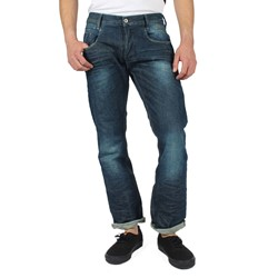 G-Star Raw - Mens New Radar Tapered Relaxed Jeans in Dark Aged