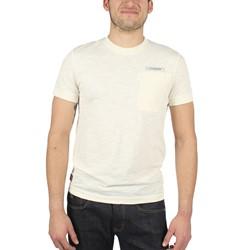 G-Star Raw - Mens RC Race T-Shirt in Chalk