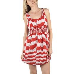 BB Dakota - Womens Delilah Dress in Poppy Red