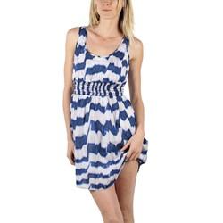 BB Dakota - Womens Delilah Dress in Medium Blue