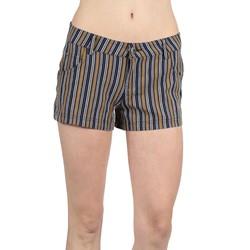 Jack BB Dakota - Womens Olea Shorts in Navy Blue
