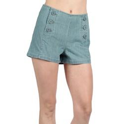 BB Dakota - Womens Cohen Skirt in Blue Chambray