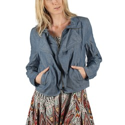 Jack BB Dakota - Womens Caspia Jacket in Medium Blue