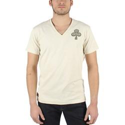 G-Star Raw - Mens RCO Clubs T-Shirt in Chalk