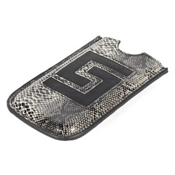 Crooks & Castles - Iphone Sleeve in Snakeskin