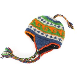 Bodypunks - Hand Knit Rope Wool Beanie