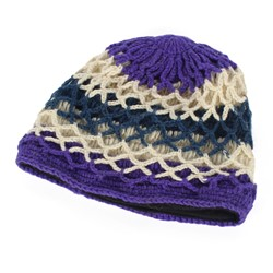 Bodypunks - Hand Knit Gip Wool Beanie