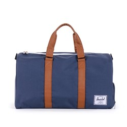 Herschel Supply Co. - Novel Duffel Bag in Navy/Tan