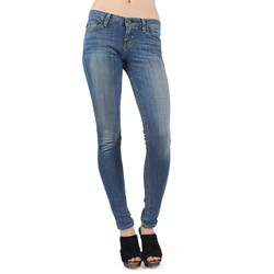 Big Star - Alex Mid Rise Skinny Jeans In La Brea