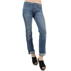 Big Star - Kate Mid Rise Straight Jeans In Paradise
