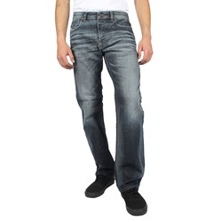Diesel - Mens Larkee Relaxed Jeans In Wash: 0885K