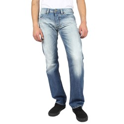 Diesel - Mens Larkee Relaxed Jeans In Wash: 0810N