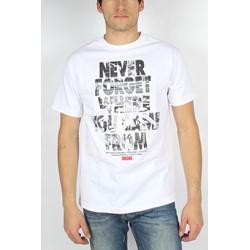DGK - Mens Never Forget T-Shirt in White