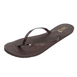 Vans - Womens Del Mar Sandals In Zebra Es