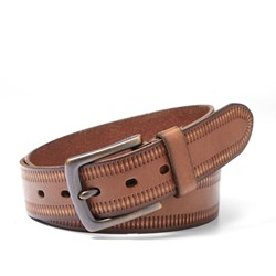 Fossil - Mens Stefan Dark Belt
