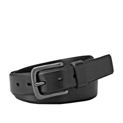 Fossil - Jet Belt in Black