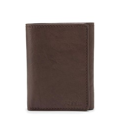Fossil - Ingram Extra Capacity Trifold Wallet in Brown