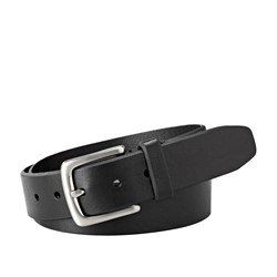 Fossil - Joe Belt in Black