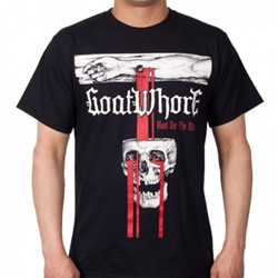 Goatwhore - Mens Blood for the Masters T-Shirt in Black